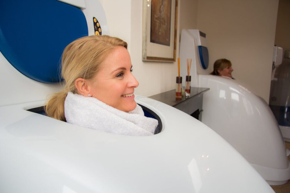 Huidverbetering in de ozoncabine Contoura Nijmegen & Contoura Groningen Slimming Arrangement 2