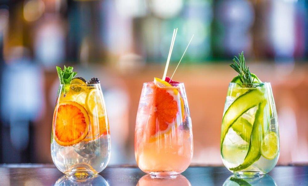 zomer drank fruit Contoura gezond
